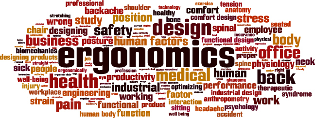 What is ergonomics definition of ergonomics meaning of for Office design meaning
